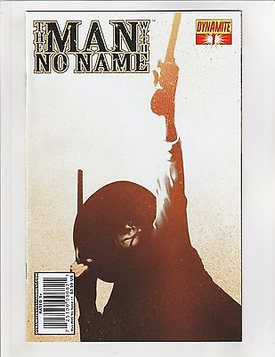 The Man With No Name #1 NM- 9.2 Dynamite Comics Clint Eastwood