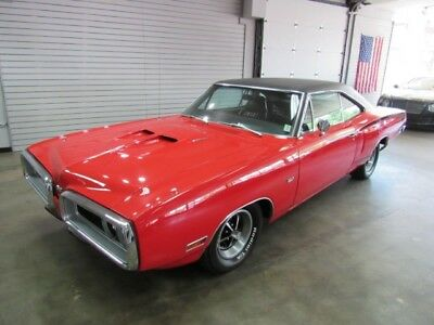 Other -- 1970 Dodge Super Bee  26,627 Miles Red  383 V8 Automatic