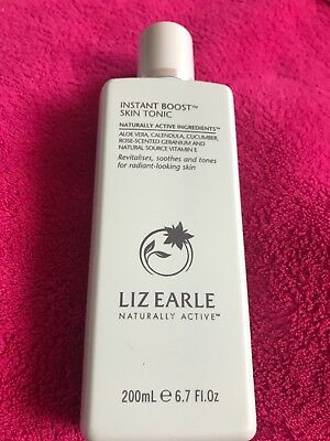 Liz Earle Instant Boost Skin Tonic 200ml Full Size