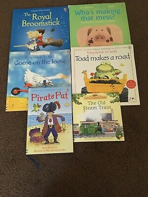 usborne books bundle