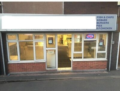 Chip Shop For Sale Brownhills