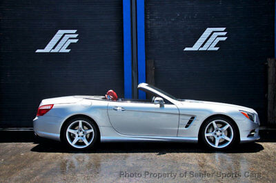 Mercedes-Benz SL-Class 2dr Roadster SL 550 2014 Mercedes Benz SL550 AMG Sport 21K One Owner Financing Available Trades