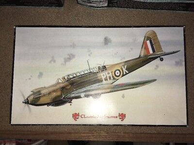 Classic Airframes 1:48 Nr. 428 Fairey Battle