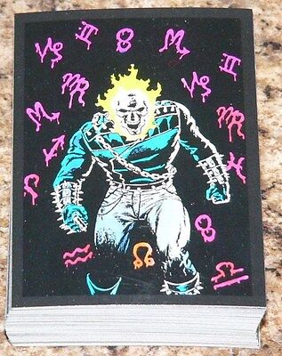 . Ghost Rider Series II by Comic Images in 1992. Complete 80 card base set.