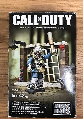 Méga-Bloks Call Of Duty Seal Specialist neu/&ovp cng72