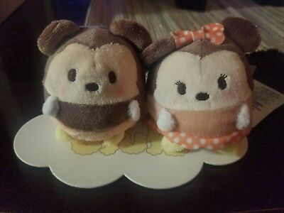 Disney Ufufy Mickey and minnie mouse