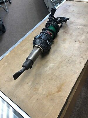 Leister CH-6060 Heat Gun Hot Air Blower Triac S