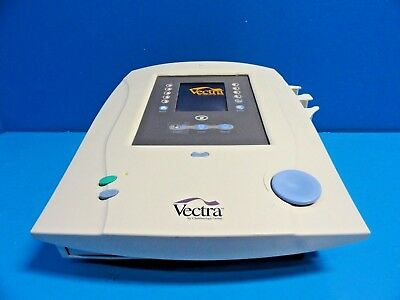 Chattanooga Vectra 2C Ultrasound Therapy Console W/O Applicator / Leads ~15987
