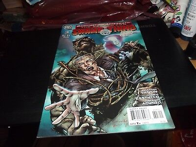 Brightest day Aftermath: The search for Swamp thing # 3 comic