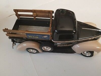 ERTL DIECAST WEIL McLain/1960 Ford C800 Delivery Truck / 1940 Pickup ...
