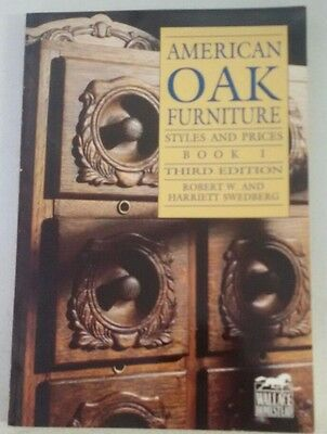 American Oak Furniture Styles and Prices (Bk. 1) Paperback –1998 by Robert W. Sw