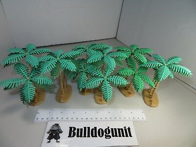 Lot of 6 Prehistoric Trees Figure Only Animal Planet 2009  Dinosaur Toys R US