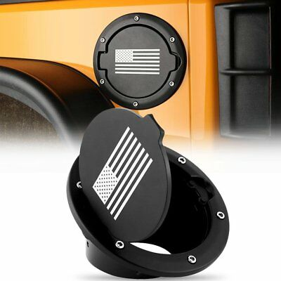 For Jeep Wrangler Gas Cover Jeep Cap Fuel Tanks, JK Unlimited Accessories