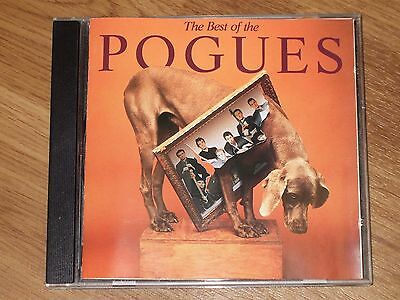 The Pogues   The Very Best Of The Pogues Cd (2002)  £3.99 + Freepost   Vgc