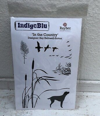 Stempel IndigoBlu In The Country  Rayher