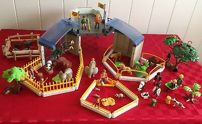 Playmobil 4093 Zoo Tierpark