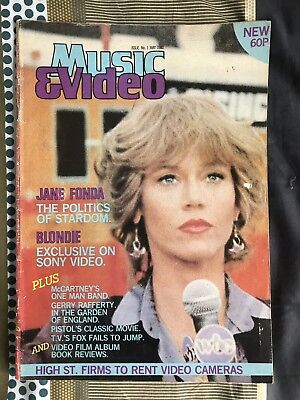 Music And Video Pre Cert Magazine First Issue