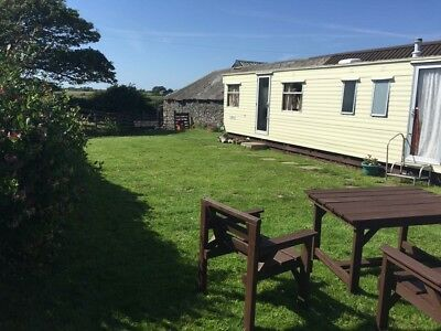 Holiday Caravan Nr Aberffraw Anglesey  October 12th Weekend 2 Adults-Dog Welcome