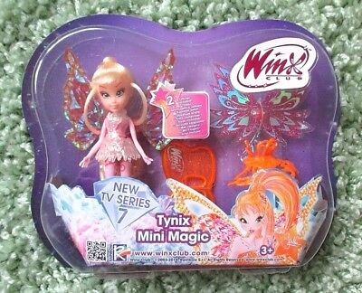 "Winx Club Tynix Mini Magic ""Stella"" OVP"
