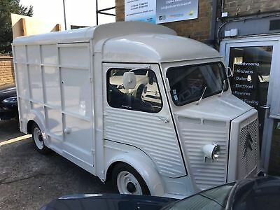 Citreon HY Van renovated and fully converted for catering