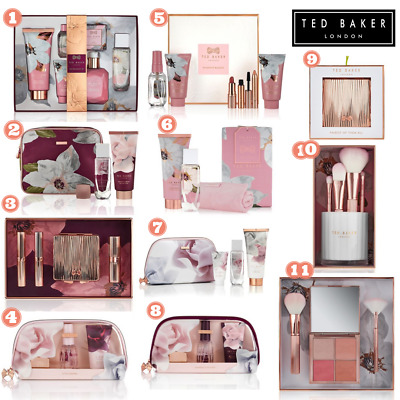 Genuine Ted Baker Ladies Pink Beauty Birthday Christmas Gift Set Collection