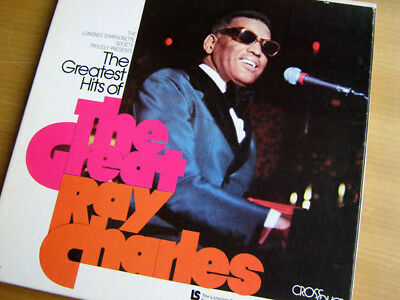 RAY CHARLES - THE GREATEST HITS OF...   5-LP Boxset TOP   !!**!**!!