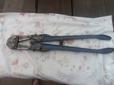 Large bolt cutter/croppers record 924 made in England