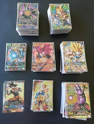Cards IC Carddass Dragon Ball - FULL SET (BT1, BT2, BT3, BT4, BT5, PJ, PB, ST1)