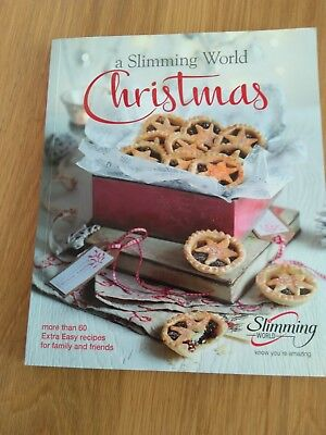 Slimming world Christmas recipe book used