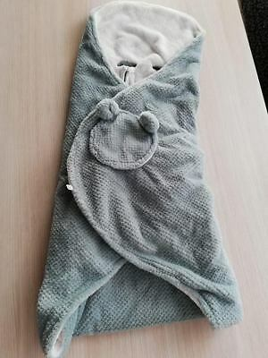 couverture nomade maxi cosy noukies