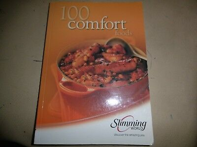 Slimming World Recipe book - 100 Comfort Foods (red and green plans)