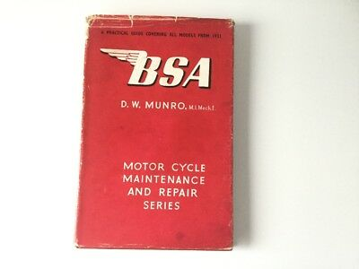 BSA   -  All models from 1931.    1954 edition