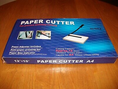Professional Office A4 Paper Cutter Guillotine Trimmer