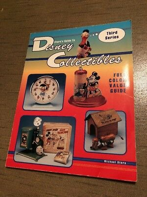 Stearns Guide To Disney Collectibles Price Guide