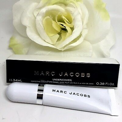 Marc Jacobs Under(Cover) Perfecting Coconut Eye Primer 32 INVISIBLE ~New in Box