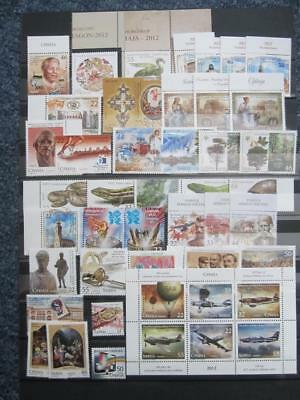 Serbia Serbien 2012-2017  MNH** Collection complete no Charity