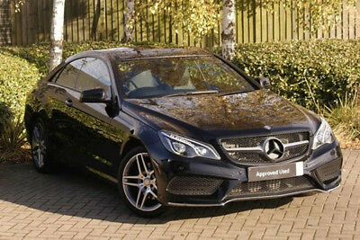 Fully Loaded Mercedes Benz E220 BlueTEC AMG Line 2dr 7G-Tronic - Panoramic Roof