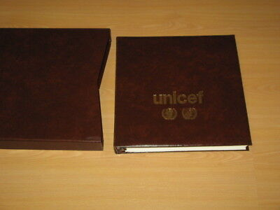 UNO New York, Super Album Unicef, 1980-1981, Flaggen der Nationen
