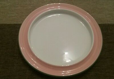 Brand New Steelite Freedom Independent Living Dinner Plate w. Food Catching Rim