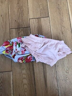 ted baker knickers / Pants / Underwear Baby Girl. 6-9 Months BNWOT