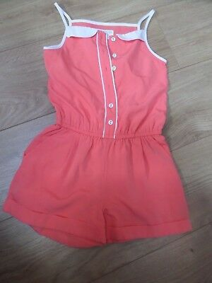Girls playsuit 6-7 yrs - excellent condition