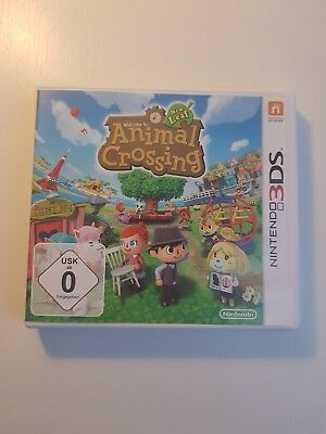 Animal Crossing: New Leaf Nintendo 3 DS