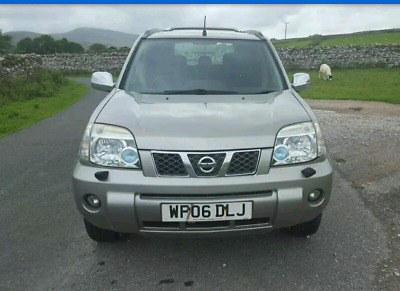 2006 Nissan X-Trail 2.2 Dci Aventura Top Spec With Brand New Clutch And Long Mot