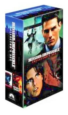 Mission Impossible Collectors Set DVD 2001 Widescreen 2-Disc Box Set Sealed  New