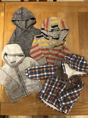 Boys 6-9 Months Jumper Bundle Next Mothercare