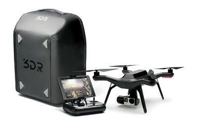 3dr Solo Drone With Backpack, Pre-installed 3-axis gimbal Brand New