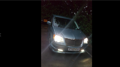 Car Chrysler. Extremely great condition inside and out, very clean customised.