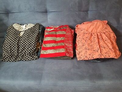 Lot Of Maternity Clothes 15 items varying sizes and brands. Shorts, pants, shirt