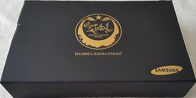 Ottoman Turkey Constantinople Anniversary Coins Box and Original certificate