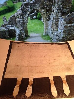William Shakespeare Document- £60 mortgage-Blackfriars Gatehouse.GIFT COLLECTION